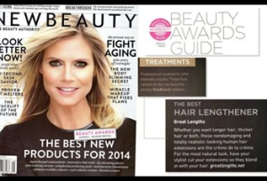 Beauty awards Great Hair Extensions